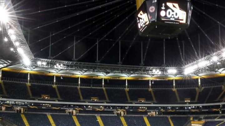 Eintracht Frankfurt v FC Basel - UEFA Europa League Round of 16: First Leg