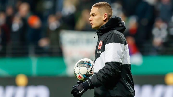 Verlässt Mijat Gacinovic Eintracht Frankfurt?
