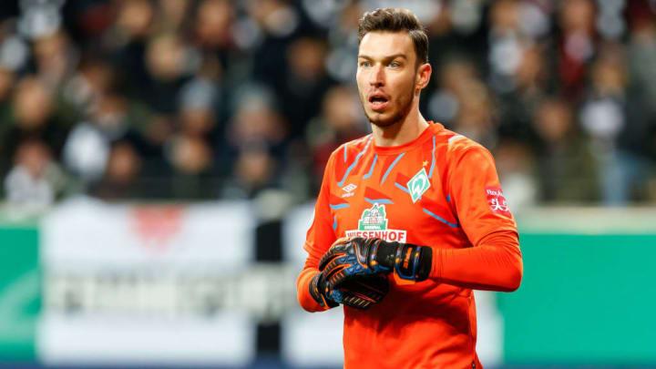 Pavlenka wird derzeit nicht umworben, könnte seinen Kontrakt in Bremen erfüllen