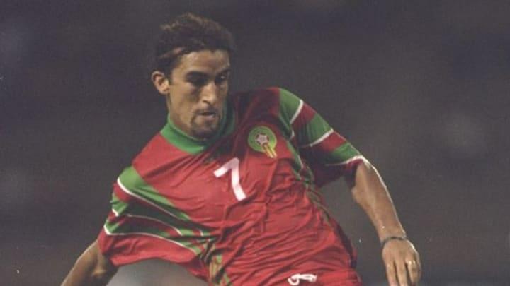 El Moustafa Hadji of Morocco