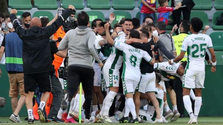 Elche CF v Athletic Club - La Liga Santander