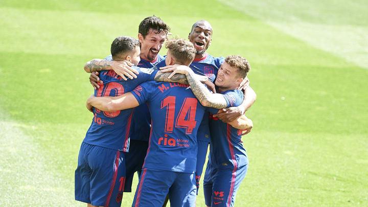 L'Atletico de Madrid et le Barça vont s'affronter pour peut-être décider du futur champion d'Espagne