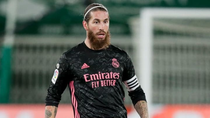 Sergio Ramos ne s'entend pas avec le Real Madrid.