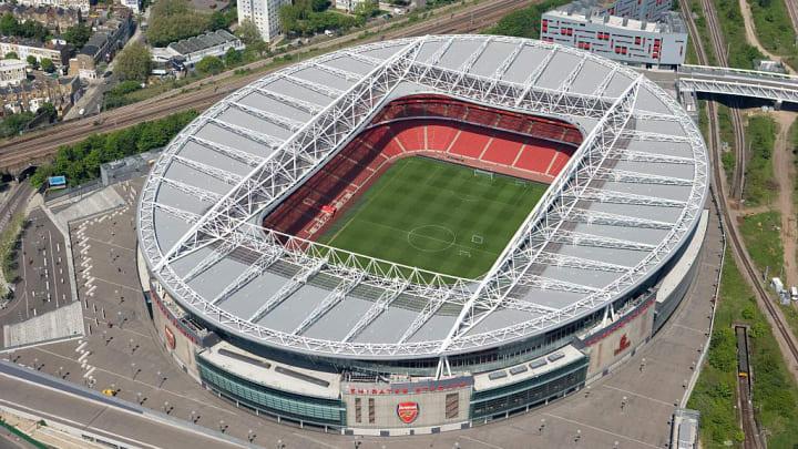 Emirates Stadium, London, 2008