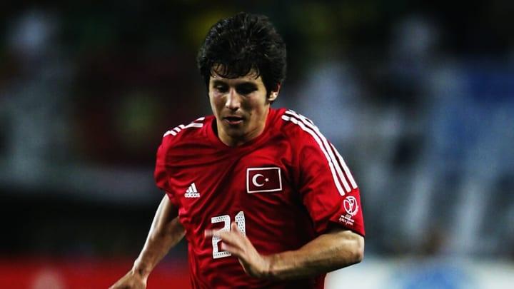 Emre Belozoglu of Turkey