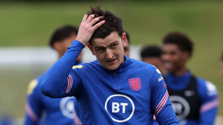 Harry Maguire won't be fit for the clash
