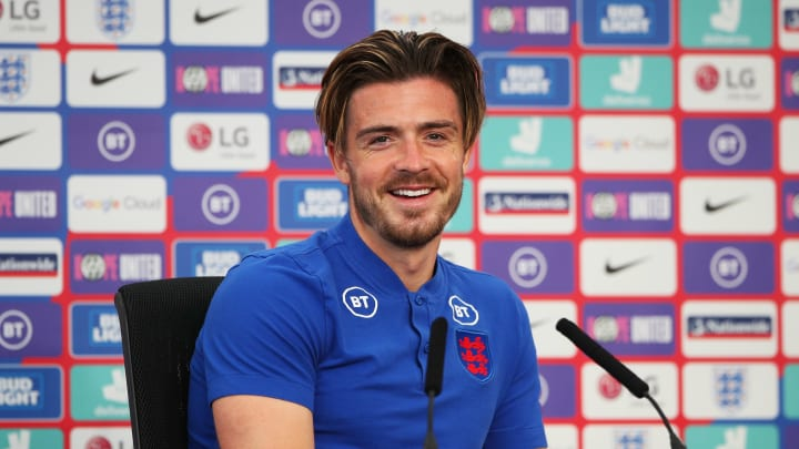 Jack Grealish has been speaking to the media ahead of Euro 2020