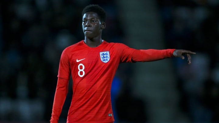 Musah was eligible for England, USA, Italy and Ghana