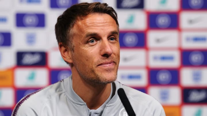 Phil Neville is set to be named the new Inter Miami boss