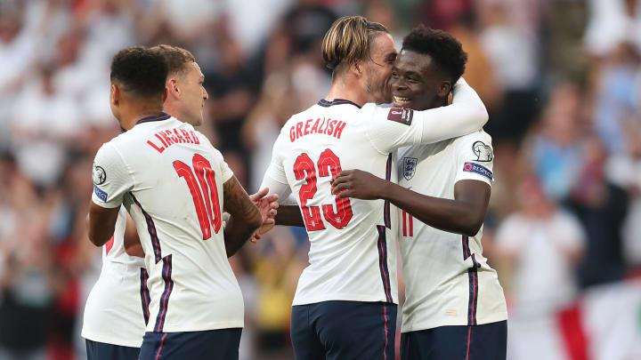 Bukayo Saka got on the scoresheet after his Euro 2020 penalty heartache