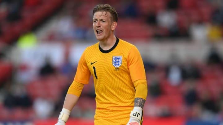 Jordan Pickford Inglaterra Eurocopa