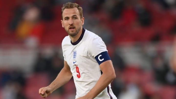 Harry Kane Inglaterra Eurocopa