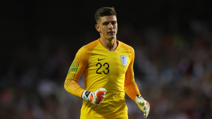 Nick Pope Outlines England Ambition & Reflects on Challenges of ...