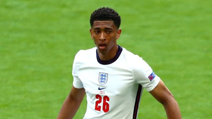 Jude Bellingham could be key to England's chances at Euro 2020