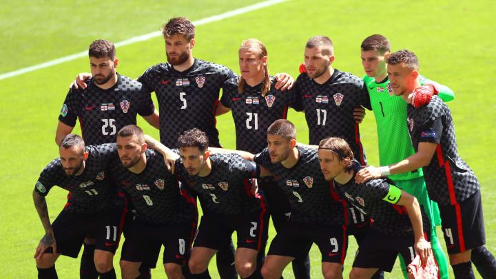 Croatia predicted lineup vs Czech Republic - Euro 2020