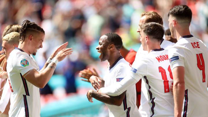 ตัดเกรดแข้ง ทีมชาติอังกฤษ เกม ยูโร 2020