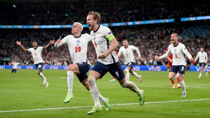 Harry Kane a qualifié l'Angleterre pour sa première finale d'Euro dans son histoire