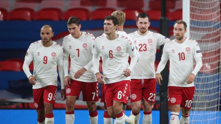 Denmark are ready for Euro action