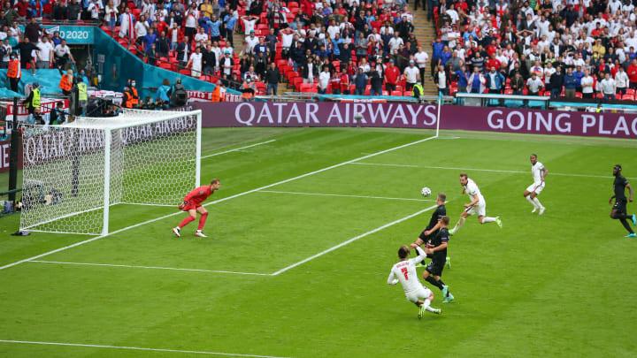 Il gol di Kane che chiude la partita