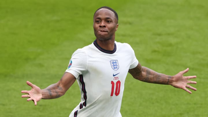 Raheem Sterling has been fantastic against throughout Euro 2020