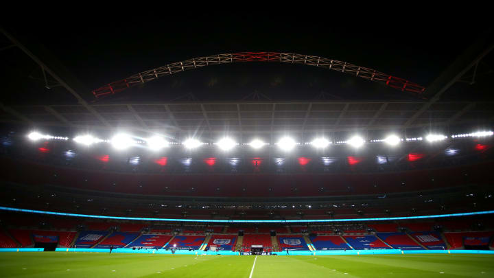 Fans could be back at Wembley by the summer