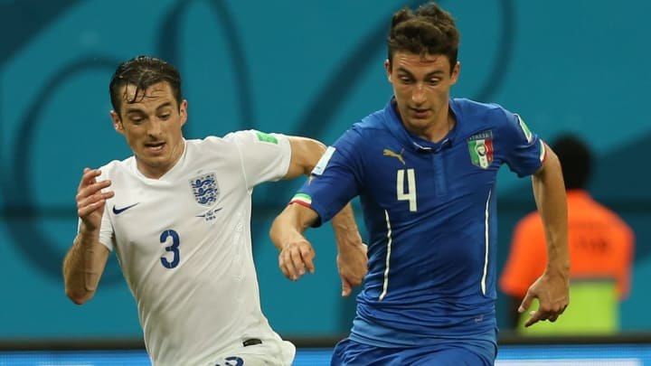 England & Italy are no stranger to one another