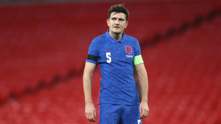Maguire is England's best central defender