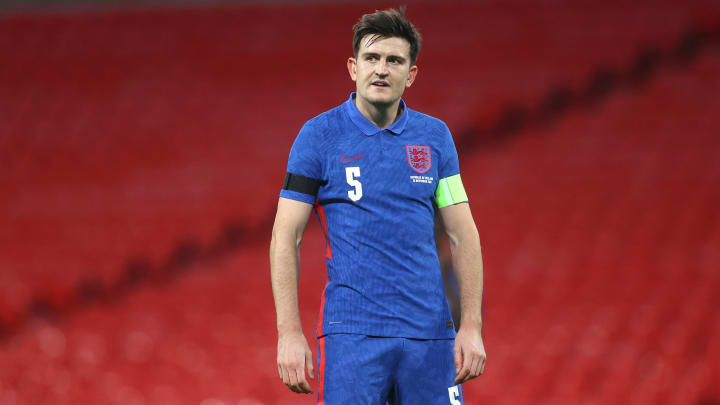 Harry Maguire has enjoyed a resurgence following his Denmark red card