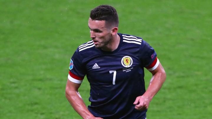 John McGinn showed his quality yet again for Scotland