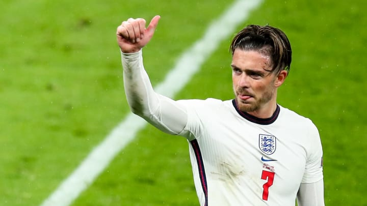 Jack Grealish could be on the move this summer