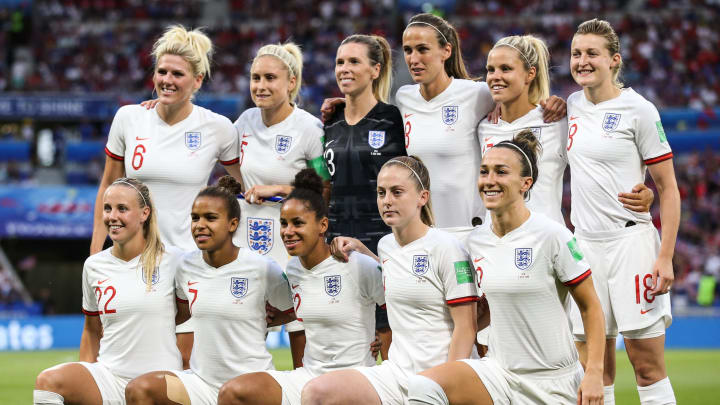 England women have named a squad for the April international break