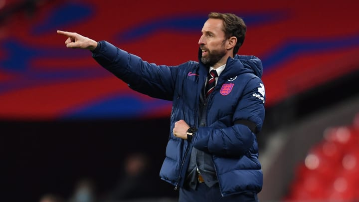 Gareth Southgate will be overseeing his 47th match as manager of England's men's senior team