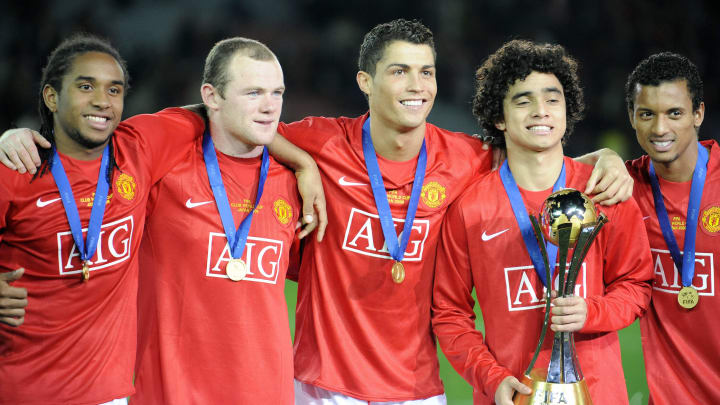 Rafael admits that he wanted to tell Cristiano Ronaldo not to re-join Manchester United