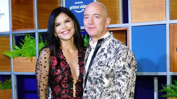 Jeff Bezos está de novio con Lauren Sánchez