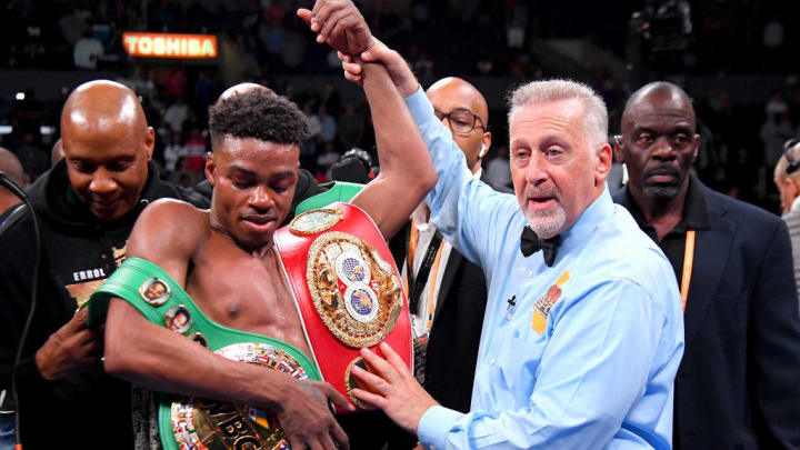 Errol Spence Jr. defeated Shawn Porter in September in the potential Fight of the Year.