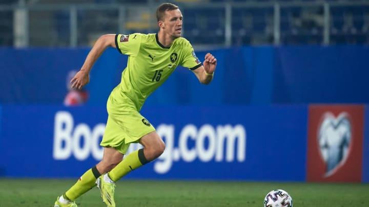 Estonia v Czech Republic - FIFA World Cup 2022 Qatar Qualifier