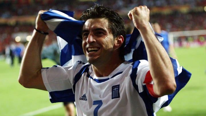 theodoros zagorakis grecia eurocopa 2004