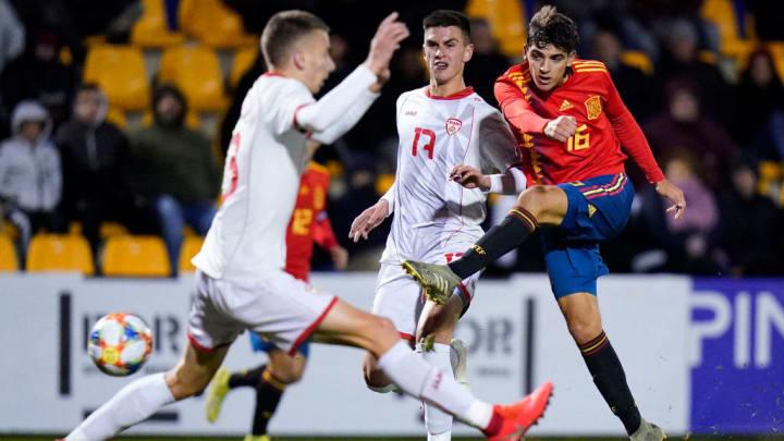 Gonzalo Villar Espanha Sub-21 Eurocopa