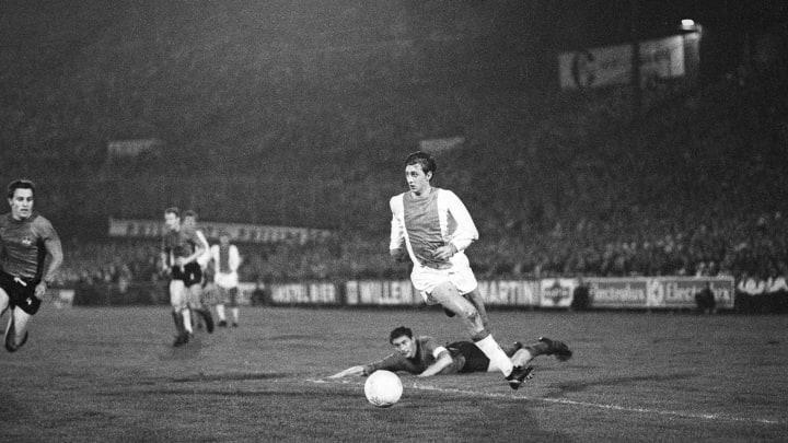"""Europa Cup 1 - """"Ajax v 1. FC Nurnberg"""""""
