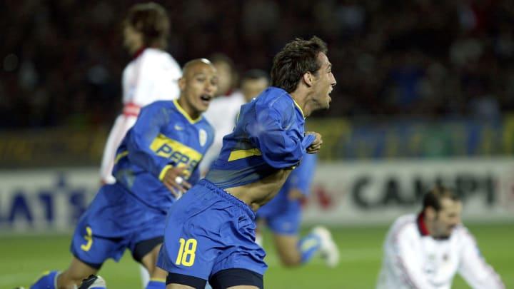 Boca - Milan
