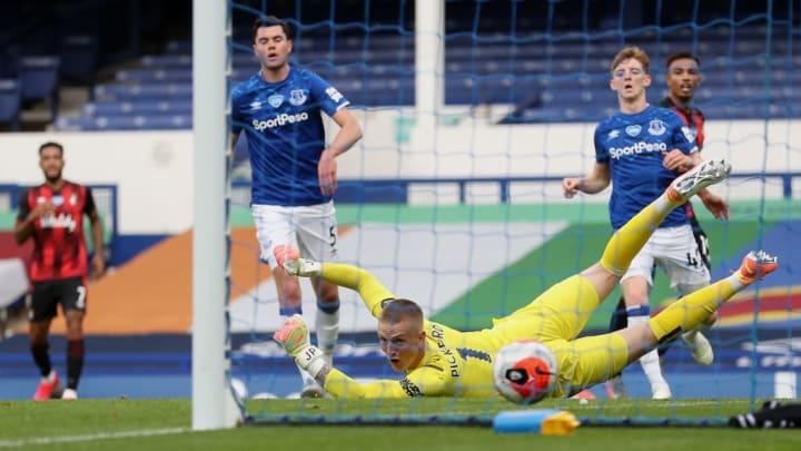 Everton's defensive woes were a weak spot last season