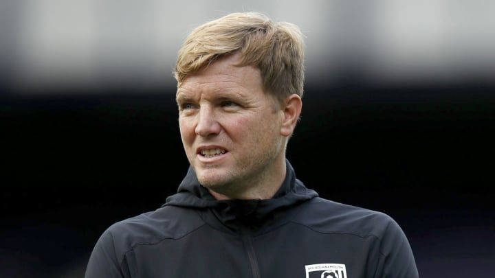 Eddie Howe is in talks to become the new Celtic manager