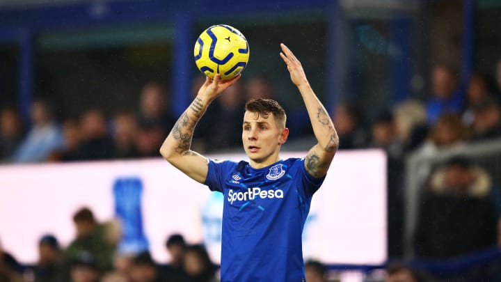 Chelsea And Man City Identify Lucas Digne As Alternative Left Back Target Instead Of Ben Chilwell