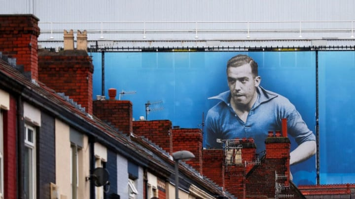 Dixie Dean is one of the most iconic Everton players of all time