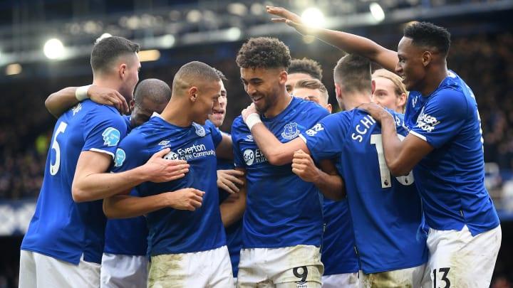 Everton finished 12th last season