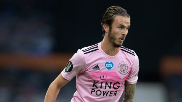 Maddison is understood to be on the wishlist of Manchester United