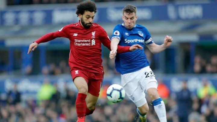Mohamed Salah, Seamus Coleman