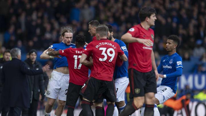 Everton Vs Manchester United Live Streaming Jadwal Laga Dan Info Skuad Liga Inggris 2020 21