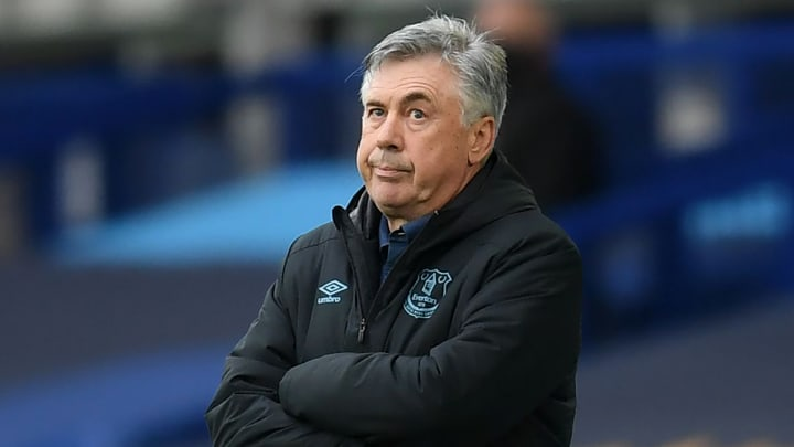 Carlo Ancelotti has demanded money to spend on Everton transfers