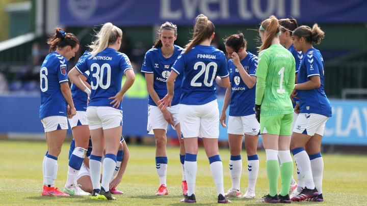 Everton want to qualify for the Women's Champions League